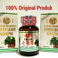 Seven Leave Ginseng - Obat Rematik , Nyeri sendi, Pegal linu