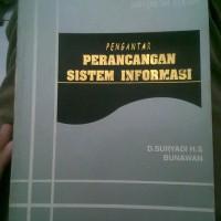 harga pengantar perancangan sistem informasi 1996 Tokopedia.com