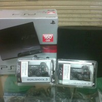 PS3 Slim 160GB OFW [Firmware ORI]