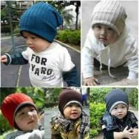 kupluk mj topi anak baby bayi balita hat