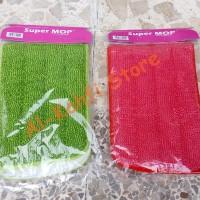 Refill Spray Mop | Kain Pel Refill Bolde Spray Mop | Alat Pel
