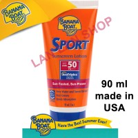 Banana Boat Sport sun block screen Sunblock sunscreen spf 50