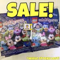 Lego Original Minifigure Disney Series Complete Set