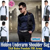 Tas Gadget Pundak Bahu Anti-thief Hidden Underarm shoulder bag