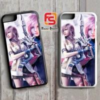 harga Final Fantasy Xiii Lightning A1805 Iphone 4, 4s, 5, 5s, 6, 6s, 6 Plus, Tokopedia.com