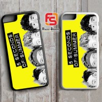Five second of summer cute eye iPhone 4, 4S, 5, 5S, 6, 6S, 6 Plus, 6S