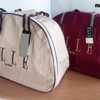 harga Tas Travel Elle Motif 03 | Koper | Jinjing | Travel Bag | Tas Pakaian Tokopedia.com