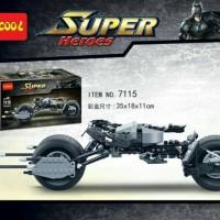 harga Brick DECOOL 7115 - Bat Pod Tokopedia.com