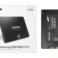 "PROMO!!!INTERNAL SAMSUNG SSD 850 EVO 2.5"" SATAIII 500GB RESMI SAMSUNG"