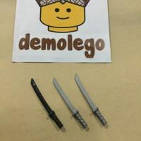 harga Lego Original Katana Samurai Pedang Aksesoris Accessories Tokopedia.com