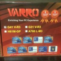 Motherboard Varro G41 DDR3 LGA 775