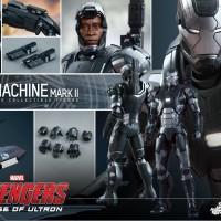 Jual hot toys ironman War Machine AVENGER Age Of Ultron Murah