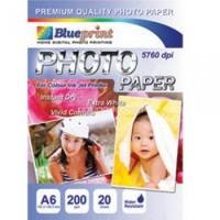 Kertas Foto A6 Blueprint Photo Paper Ukuran 4R