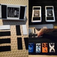 Velcro Hook Berperekat Untuk Pedal Effect Stompbox