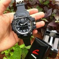 Jam Tangan Pria / Jam Tangan Cowok / Jam Tangan GS MSTR-110 Black