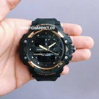 Jam Tangan Pria / Jam Tangan Cowok / Jam Tangan GS GWA-987 Gold