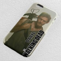 Walking Dead Tv Series Daryl iPhone Case & All Case HP