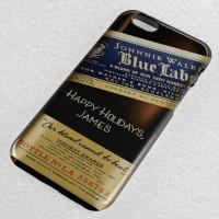 Whiskey Johnnie Walker Black Label iPhone Case & All Case HP