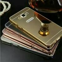 Case Samsung Galaxy J4 J400 Bamper Mirror Hardcase Back 0case