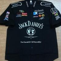 harga Kemeja Racing Balap F1 Moto GP Bordir Jack Daniel's C176 Tokopedia.com