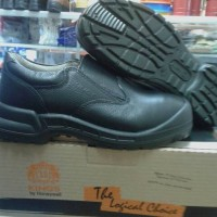 sepatu safety merk king's kwd 807 / safety shoes king's
