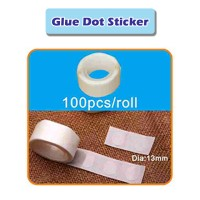 Lem Tempel Dot / Glue Dot Sticker