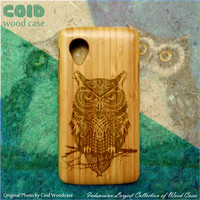H.3 OWL | COID Indonesian Largest Collection of Wood Cases 100% Kayu