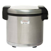 Magic Jar / Penghangat Nasi (20 Liter) Stainless Steel Maspion MRJ-200