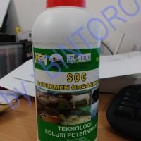 SOC HEWAN HCS ( SUPLEMEN ORGANIC CAIR Hewan ) & SOT PHEFOC tanaman