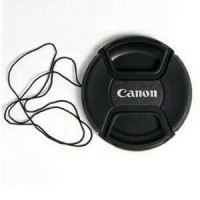 Lens Cap DLSR Canon 52mm, 58 mm, 62mm, 67mm, 72mm, 77mm