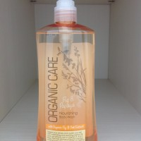 Organic Care Body Wash - Fig & Papaya