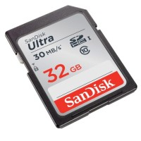 SanDisk SD Ultra 32 GB Speed 30 MBps / Memori Sandisk