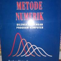 Metode numerik dilengkapi dengan program komputer