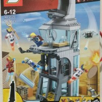 Jual Lego SY heroes assemble avenger tower (sy 370) Murah