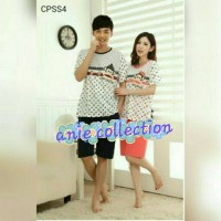 Stelan 3/4 Couple Paul Frank Polkadot