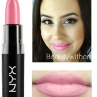 NYX Lipstick Matte Pale Pink