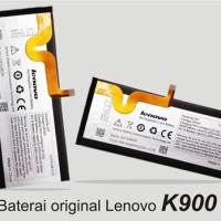 Batre Battery Lenovo K900 Original Baterai
