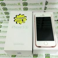 Jual iphone 5s 16gb rose gold garansi distributor 1 tahun cek harga ... ea29803ffa