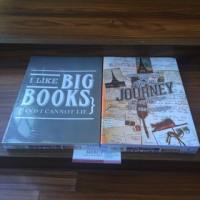 Buku Tulis Ukuran Boxy Big Boss (1 Pak = 6 Buku)