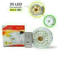 Jual Lampu emergancy+remot XRB 35 LED Murah