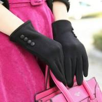 sarung tangan wanita untuk winter / musim dingin touchscreen
