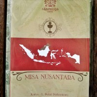 Buku Lagu Misa Nusantara