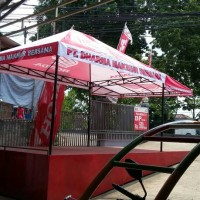 harga tenda cafe free design Tokopedia.com