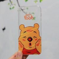 Winnie the pooh case iphone 5c 5 5s 6 6s 6+ 6s plus samsung s7 edge