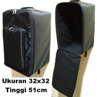 harga Tas Cajon Murah Anti Air Black Edition Tokopedia.com