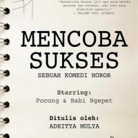 Mencoba Sukses - Adhitya Mulya
