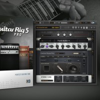 VSTi - Guitar Rig 5, Amplitube 3 and other