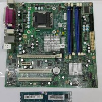 Motherboard MSI MS-7594 LGA 775 + DDR3 2GB (Support Core 2 duo)