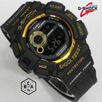 harga Casio G-Shock Mudman G-9300 Hitam List Gold Kws Tokopedia.com