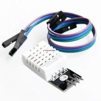 DHT22 Sensor Temperature & Humidity / Sensor Suhu & Kelembapan Arduino